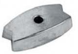 Plattenanode 52x26 mm