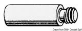 Kragenanode 13x50 mm Zink