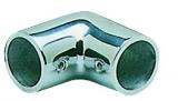 Relingstützenverbindung, 90°, Rohr ø 25mm