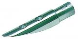 Relinghalter 16° für Rohre ø 22x1,2 mm Reling Verbindung