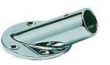 Relingverbindungsstück, geneigt, 30°, Rohr ø 22mm