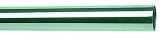 Rohr aus hochglanzpoliertem rostfreiem Edelstahl, 2m,  22x1,2mm