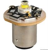 LED-Glühbirne für Ankerlicht BA15D, parallel Bayonettstecker