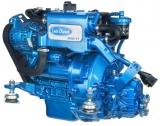 Dieselmotor Sole Mini 17 mit 2 Zylindern 16PS mit Wendegetriebe TMC40 R = 2,60:1