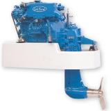 Solé Dieselmotoren Solé Mini 17 SD mit 2 Zylindern und Saildrive SeaProp 60