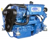 Dieselmotor Sole Mini 29 mit 3 Zylindern 27,2 PS mit TMC 40 Wendegetriebe 2.60