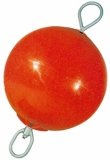 Anker Boje Ø 400 x 760mm mit Stange Farbe: rot