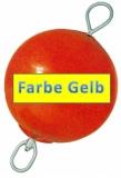 Anker Boje Ø  500 x 860mm mit Stange Farbe: gelb