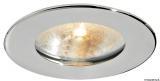 Warmes Licht ATRIA aus Edelstahl mit Halogenlampe Wasserdicht, IP65.