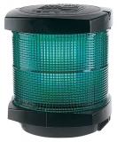 Signal Laterne - Lichtfarbe grün - schwarzes Gehäuse BSH zugelassen