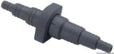25/32/38mm Mehrfach-Schlauchanschluss mit Rückschlagventil