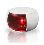 Backbordlaterne LED 112,5° weißes Gehäuse BSH zugelassen