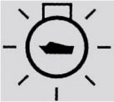 Schalterwippe 01 - Navigationslichter
