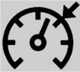 Schaltwippe 11 - Armaturenbrettbeleuchtung