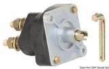 Batteriehauptschalter Besonders geeignet für große Motoryachten mit 24 V Strom.