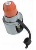 Batteriehauptschalter für Boote HEAVY DUTY mit abziehbarem Schlüssel