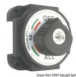 Batteriehauptschalter Umwandler HEAVYDUTY hohe Belastbarkeit 380A