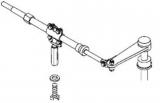 Teleflex Stringer Montage Satz Höhe = 124 mm