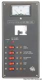 Wechselstromschaltpaneel 220 V mit automatischen Thermomagnetschaltern Airpax