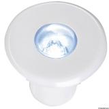 Wasserdichtes LED-Orientierungslicht aus weißem ABS