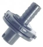 Zulaufanschluss für feste und flexible Wassertanks, Schlauchanschluss 38mm