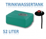 52 Liter Tank aus Polyethylen