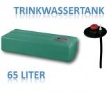 65 Liter Tank aus Polyethylen