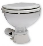 Bordtoilette elektrisch Kompakt Becken, 24 V