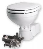 Elektrische Bordtoilette aquaT Silent-Electric Kompakt, 24V mit großem Topf