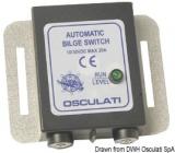 Automatischer Elektroschalter für Bilgenpumpen