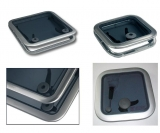 Decks- Luke Opal Goiot  Modell 70  Oberfläche: Satin  Maße: 681 x 681 mm