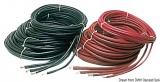 Querschnitt 95mm Farbe rot  Kupfer-Batteriekabel Preis pro Meter
