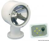 Elektronisch gesteuerter Suchscheinwerfer MEGA mit wasserdichtem Leuchtkörper, 24V