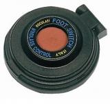 Elektrischer Fußschalter für Ankerwinden  Farbe Kappe rot / Rahmen schwarz
