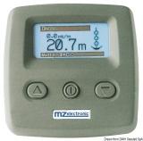 Fernbedienung + Universal-Meterzähler Ausführung FUNKVERBINDUNG, kein Anschluß Ankerwinde/Steuersäule
