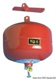 Automatische Pulverfeuerlöscher KAT. A B C 6Kg