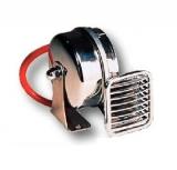 Einklanghorn Messing verchromt  410 Hz