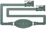 Treibstoffschlauch und Tankanschluss Version mit 2 Anschlüssen Mercury von 1998
