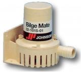 Bilgepumpe 30l/min 12V/2A   3/4(19mm) Max. Ø=115mm, Höhe=100mm