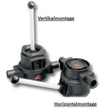 Handlenzpumpe Bilgepumpe und Fäkalienpumpe Viking  Horizontalmontage