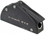 Fallenstopper 1fach BBN5 / Typ Single / Leine: Ø 10 bis 12mm / Max Last: 850 - 1200 kg / Montage: 2 x Ø 8 mm