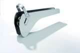 Bugrolle mit automatischer Ankersperre Länge 590mm Für Anker bis 30kg