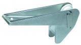 OSCULATI Bugrolle für Bruce- u. Trefoil-Anker Länge 380mm