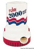 RULE Heavy Duty Tauchpumpe 2.000 12V