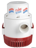 RULE Super Heavy Duty Tauchpumpe 3.700 24V