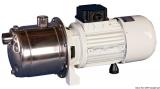 Extrem leistungsstarke, selbstansaugende Elektropumpe max Leistung 40 l/ min 24V