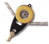 Aufklappbare Blöcke  Leine: Ø = 12 mm Scheibe: Ø = 40mm  Bruchlast: 1400kg